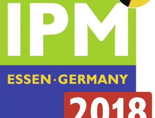 Le attrezzature Fertil presenti alla fiera tedesca IPM Essen 2018